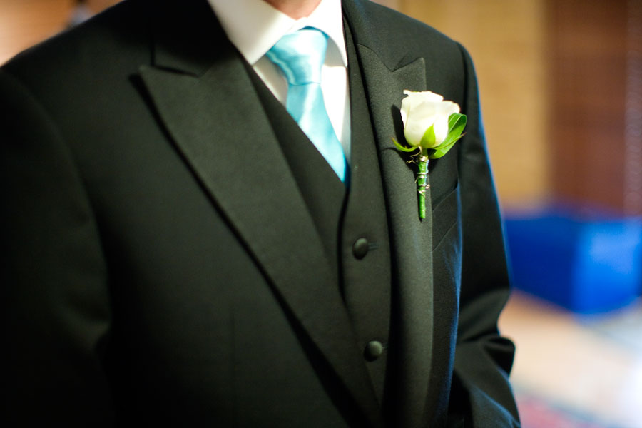 Wedding photography suit