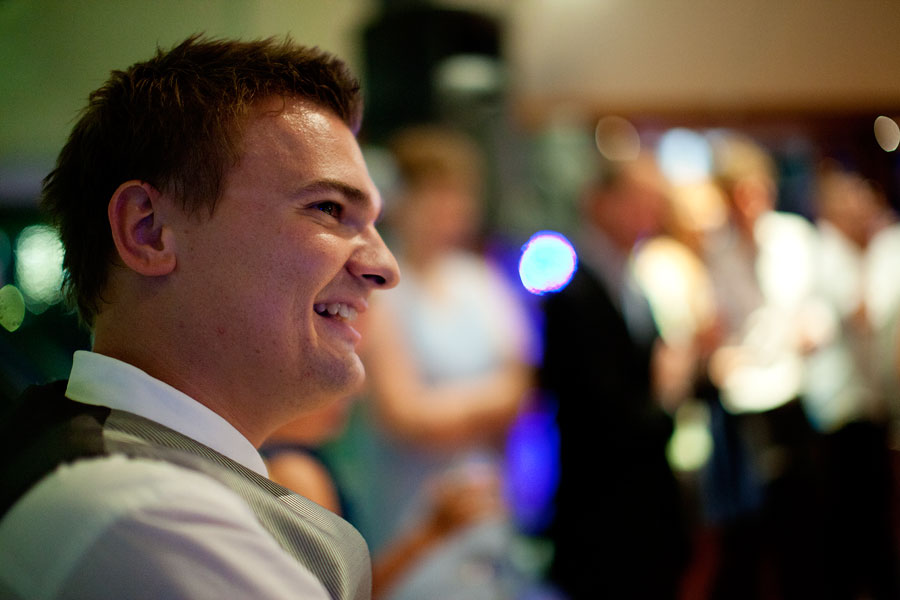 Brother of the groom wedding photography