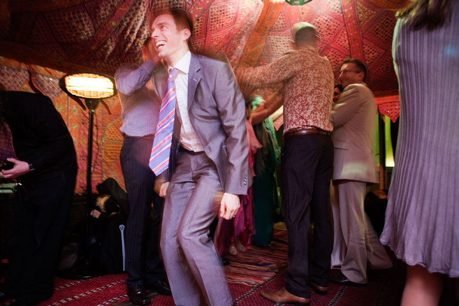 Photos of wedding reception dancing in Brighton Sussex
