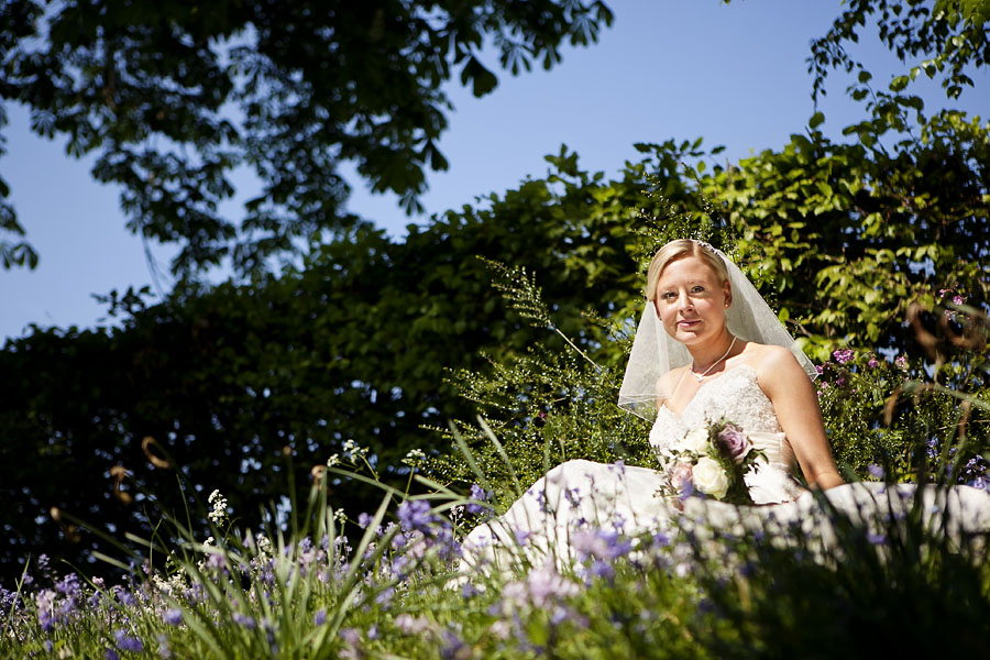 Bridal photography in Sussex