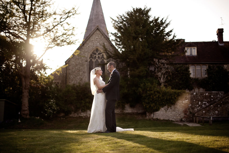 Gemma and Pete wedding Photography in Arundel Sussex