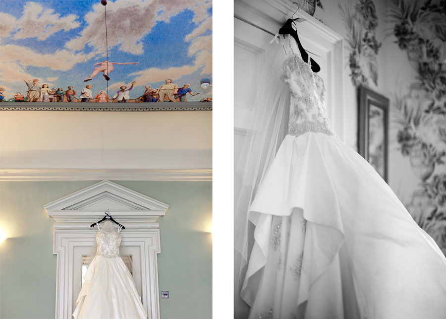 Pelham House Lewes Wedding Gown