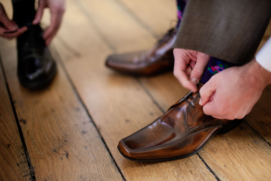 Shoes Sussex Wedding Photographs