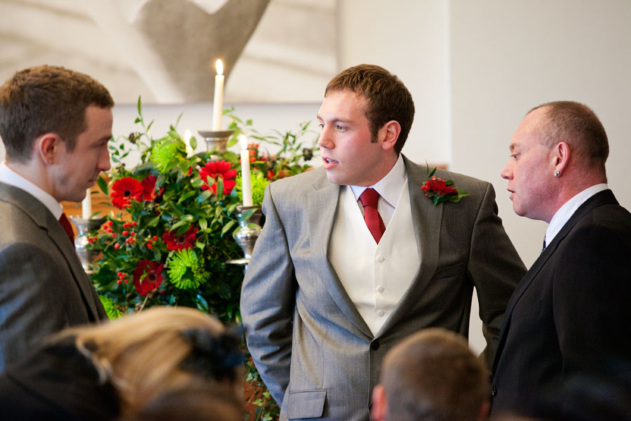 Groom and Best Man Brighton Wedding Photography